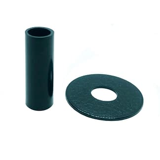 Shaft Cover and Dust Washer Sanwa